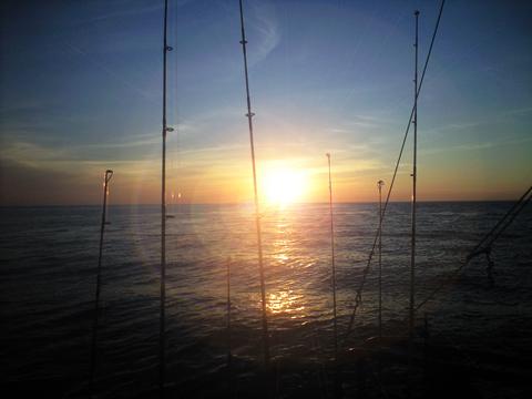 夜明けはやはり美しい
